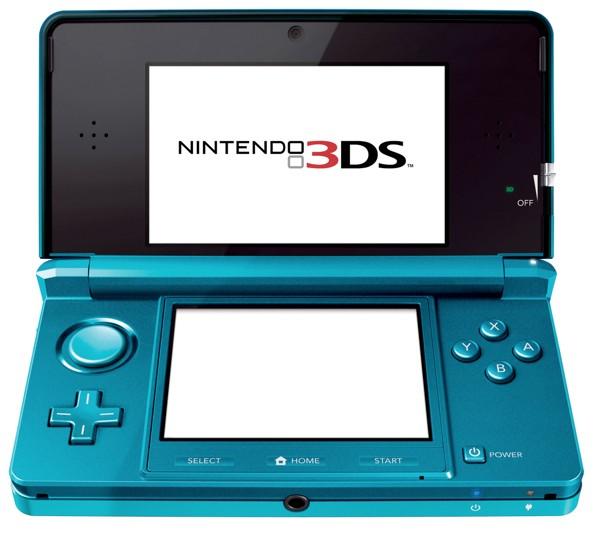 Nintendo 3D update