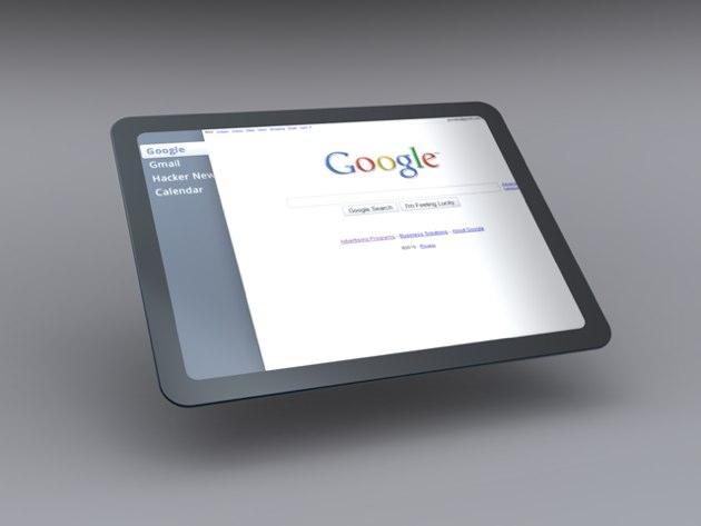 Google Unveils Its Future Chrome Os Tablet Concept The