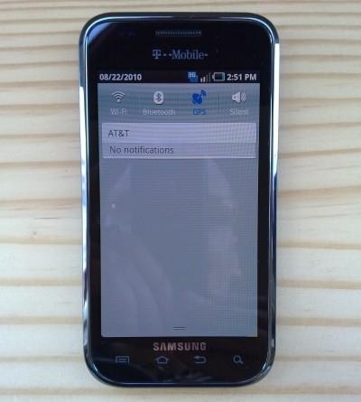 How to unlock Galaxy S