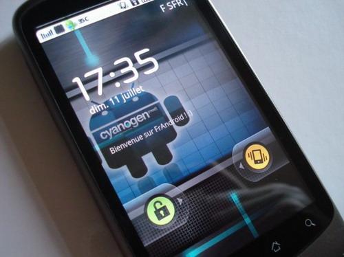 CyanogenMod-6 0-RC1-For-Dream-G1-Magic-Nexus-One - The Tech