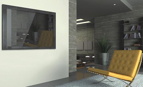 Luxurite custom 82-inch Glass TV