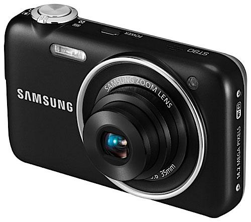 Samsung ST80 Wi-Fi Camera