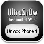 How to Unlock iPhone 4 iOS 4.0.1 with UltraSn0w 1.0-1