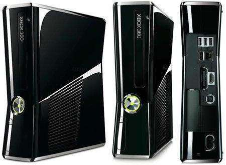 Xbox 360 Slim Hacked
