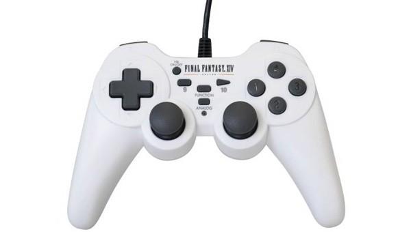 Final Fantasy XIV PC controller