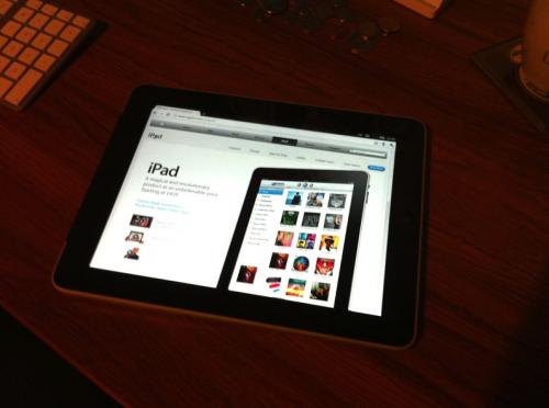 Chrome OS Successfully Running on iPad