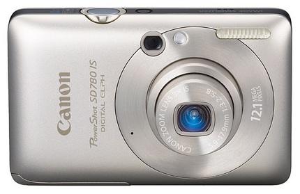 Canon PowerShot SD780IS