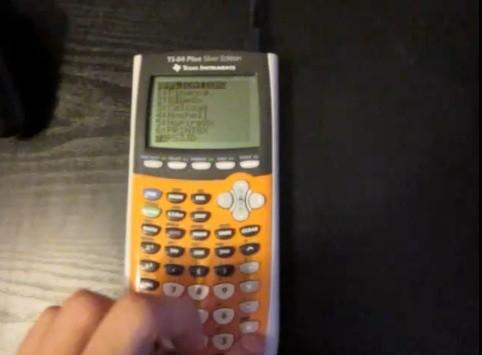 TI84 calculator for PS3 jailbroken