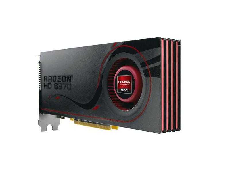 AMD Radeon HD 6870 And HD 6850