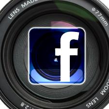 Facebook Drag and Drop Photos Feature