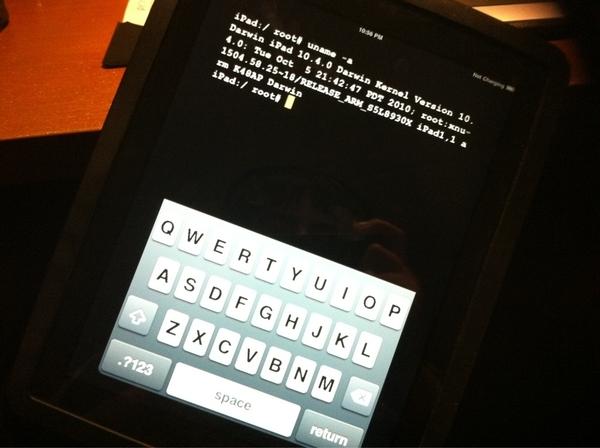 iPad iOS 4.2 Beta 3 Successfully Jailbreaked By iH8sn0w