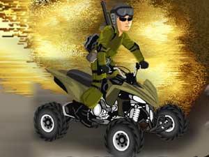 Military Rush Online Game