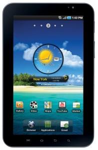 Verizon To Sell Samsung Galaxy Tab On Nov 11 for $600