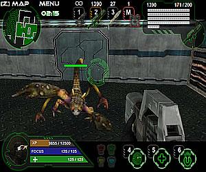 Alien slayer 3D Online Game