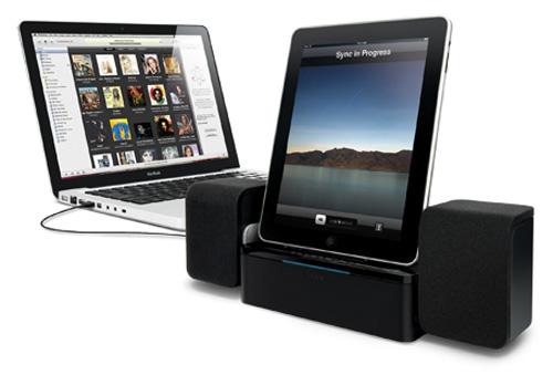 iLuv iMM747 Stereo Speaker Dock