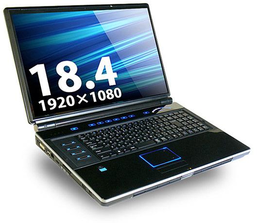 Lesance GSN801GAW gaming laptop