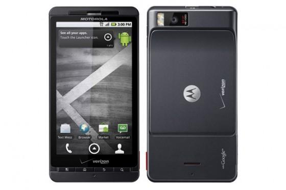 Motorola Droid X Overclocked To 1.1 GHz Processor