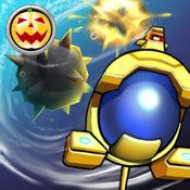 Blue Hole 3D iPhone App Halloween Version 1.2