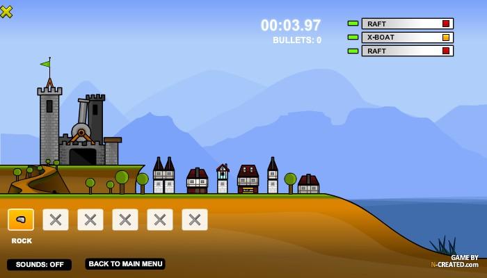 Sandcastle Online Game