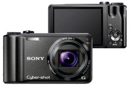 Sony Cybershot DSC H55