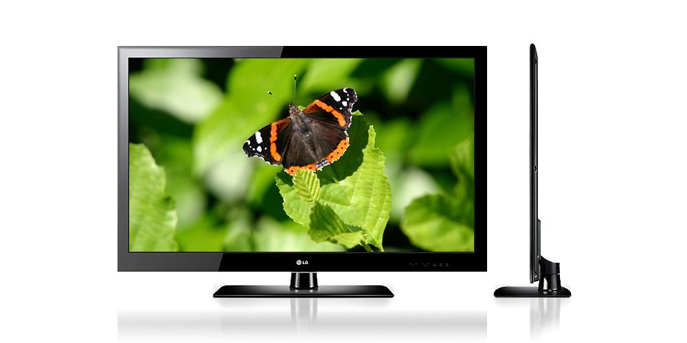 LG 37LE5300 37-Inch 1080p 120 Hz LED LCD HDTV