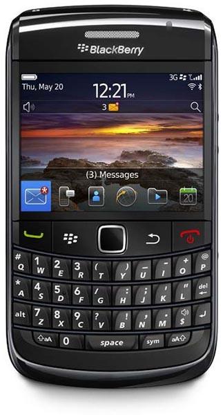 AT&T BlackBerry Bold 9780 Unlocked