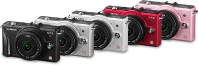 Panasonic DMC-GF2 – World's Smallest Camera Ever