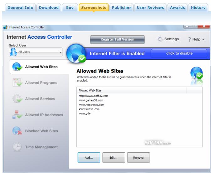 Access Controller 3.1.0.196 For Windows