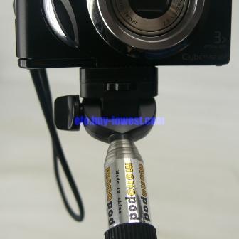Handheld MomoPod for camera and camcorder
