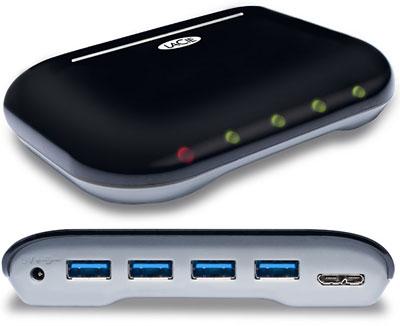 LaCie Hub4 SuperSpeed USB 3.0 Hub