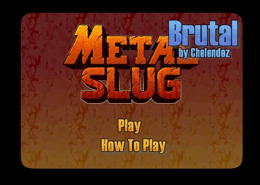 Metal Slug Brutal Online Game