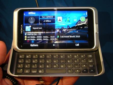 Nokia E7 Starts To Ship 10th December