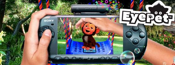 EyePet for PSP