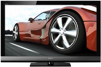 Sony Bravia KDL-52EX700 52-Inch 1080P 120Hz LED HDTV