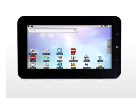 Velocity Micro 7-inch Cruz Tablet