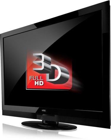 VIZIO XVT series HDTVs
