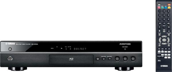 Yamaha BD-A1000 Universal Blu-ray Player