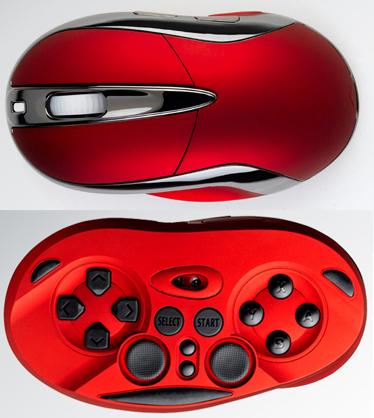 Shogun Bros. Chameleon X-1 Mouse