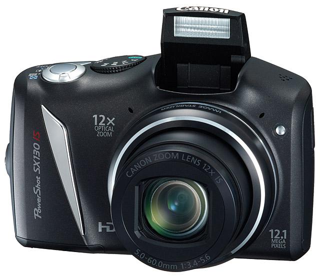 Canon PowerShot SX130IS 12.1 MP Digital Camera
