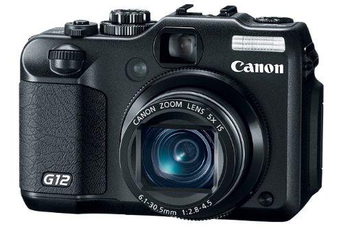 Canon G12 10MP Digital Camera