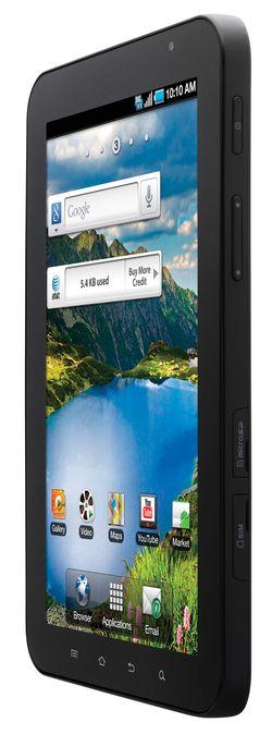 New Luxury Edition Of Galaxy Tab