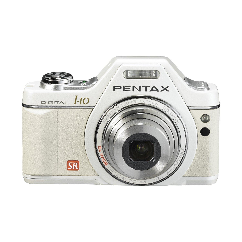 Pentax Optio I10 12.1 MP Digital Camera