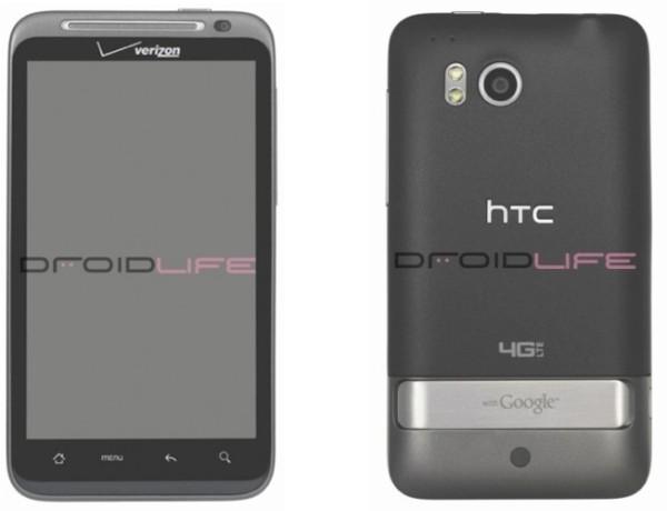 HTC Thunderbolt on Verizon Ahead of CES Unveiling