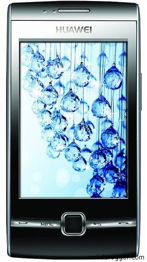 Huawei Launching U8500 Smartphone