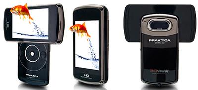 Praktica Announced Praktica DMMC-3D Camcorder