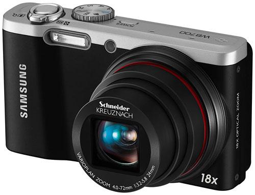 Samsung WB70 Digital Camera Ahead of CES 2011