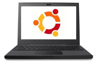 Google Cr-48 Running Ubuntu