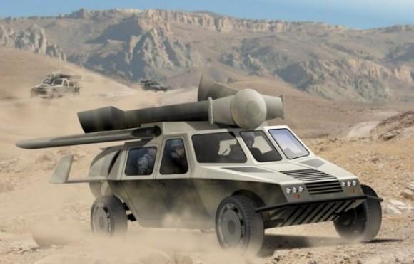 DARPA TX Transformer Project