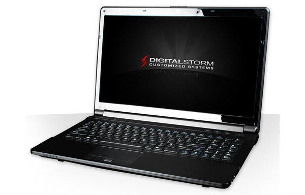 Digital Storm XM15 Gaming Laptop