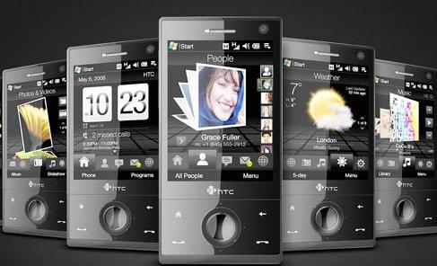 HTC 3D Phone
